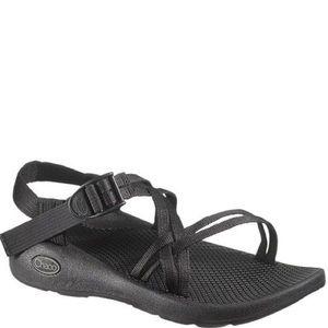 Chaco ZX1 Yampa black vegan hiking sandals size 6